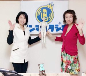 小樽エステスクール ラジオ収録